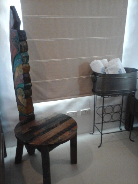 Beautiful furniture made from salvaged wood