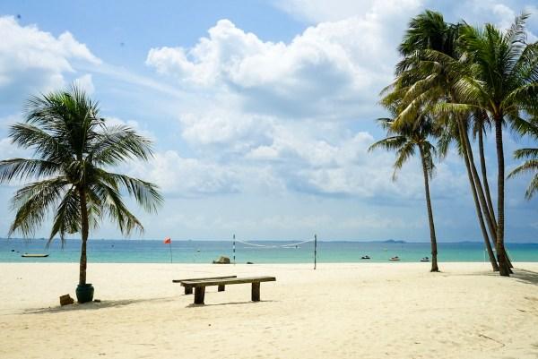Bintan White Sand Beach