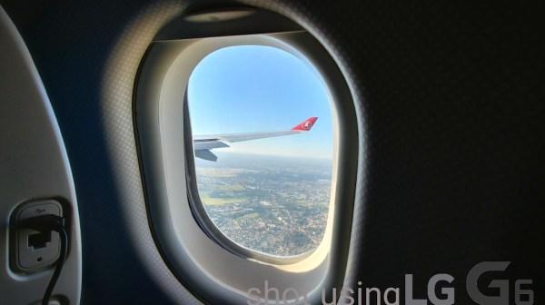 Flight to Paris - Exloring Paris with LG G6