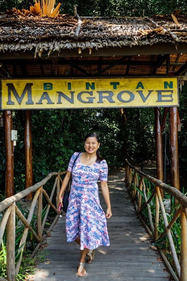 Getting Ready - Mangrove Discovery Tour