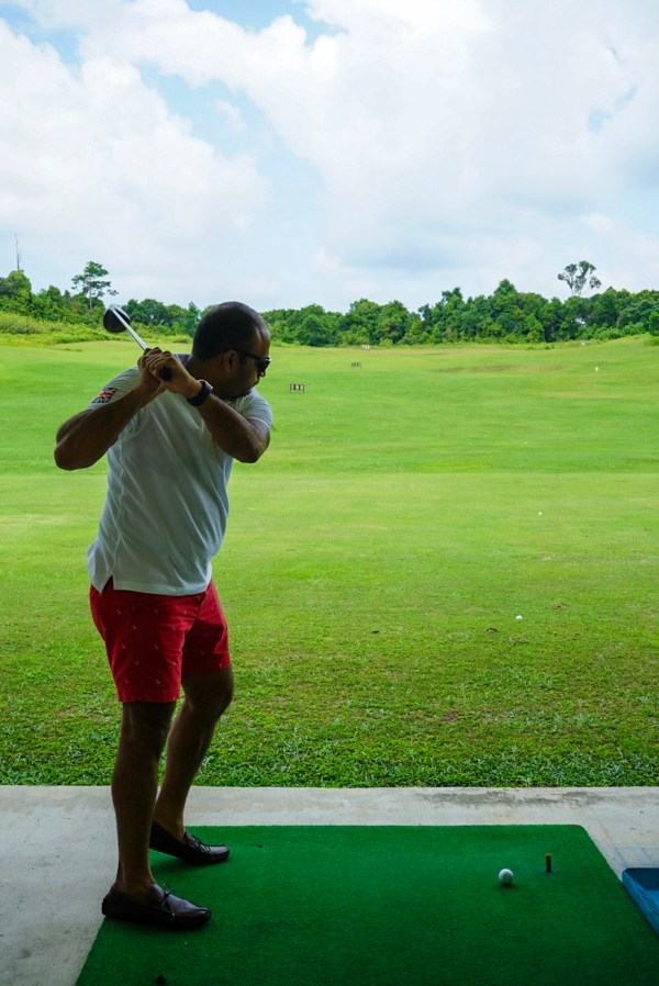 Golf at Bintan Lagoon Resorts