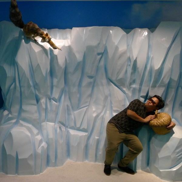 Ice Age 4D Experience at Madame Tussaud's Bangkok