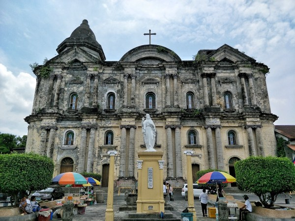 Minor Basilica of St. Martin of Tours Visit in Taal