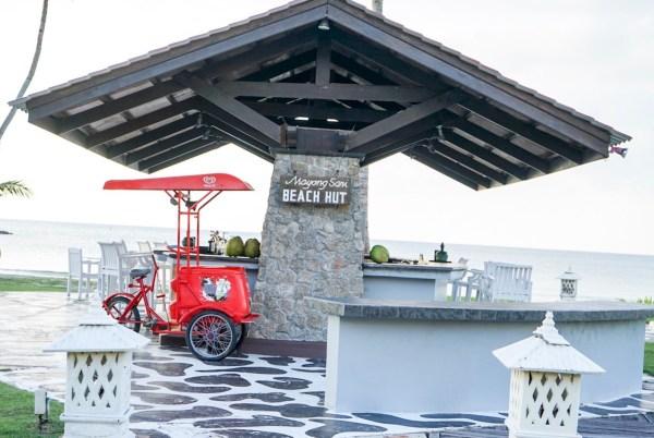 Nirwana Beach Hut