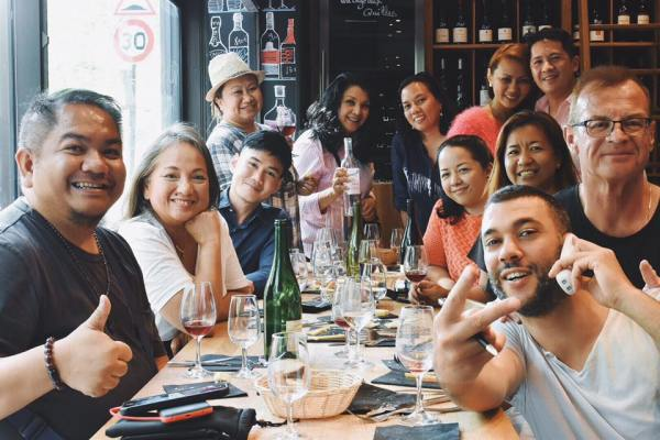 Our Wine and Cheese Tasting Experience in Paris by Yen Dreyfus