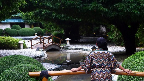 Sprawling Zen-like Greenery at Mogambo Springs