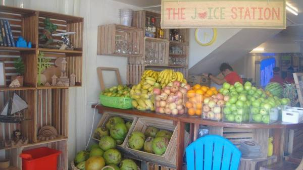 The Juice Station
