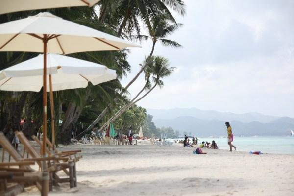 Vacation in Boracay