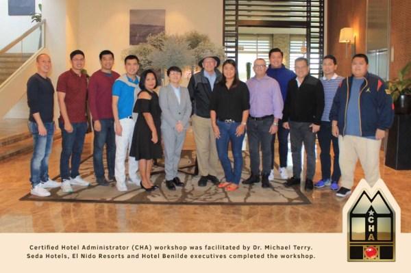 Certified Hotel Administrator Workshop