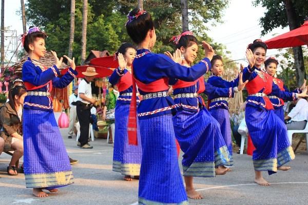 Cultural Dancers Thailand