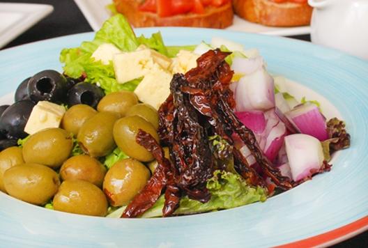 Greek Salad Waterfront Manila