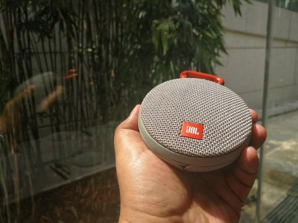 JBL Clip 2 Bluetooth Waterproof Speakers