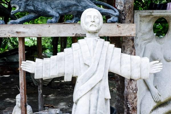 Marble Sculptures Romblon