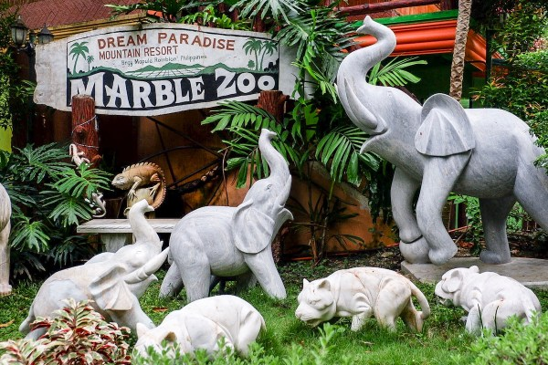 Marble Zoo Marbles in Romblon