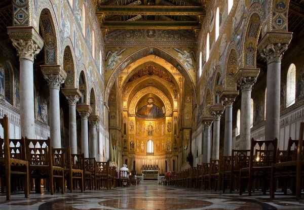 The Italian Catholic Archdiocese of Monreale
