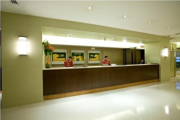 Waterfront Hotel Manila Lobby