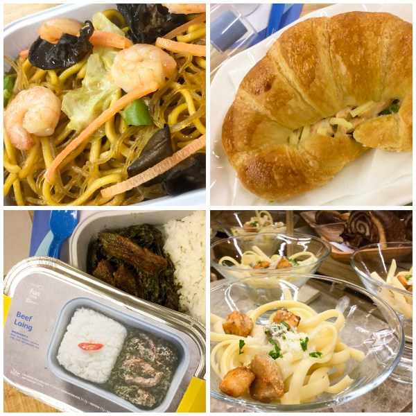 From pasta to oriental noodles, all meals are packed with the strictest standards of sanitation.