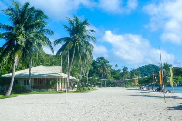 Aglicay Beach Resort in Romblon