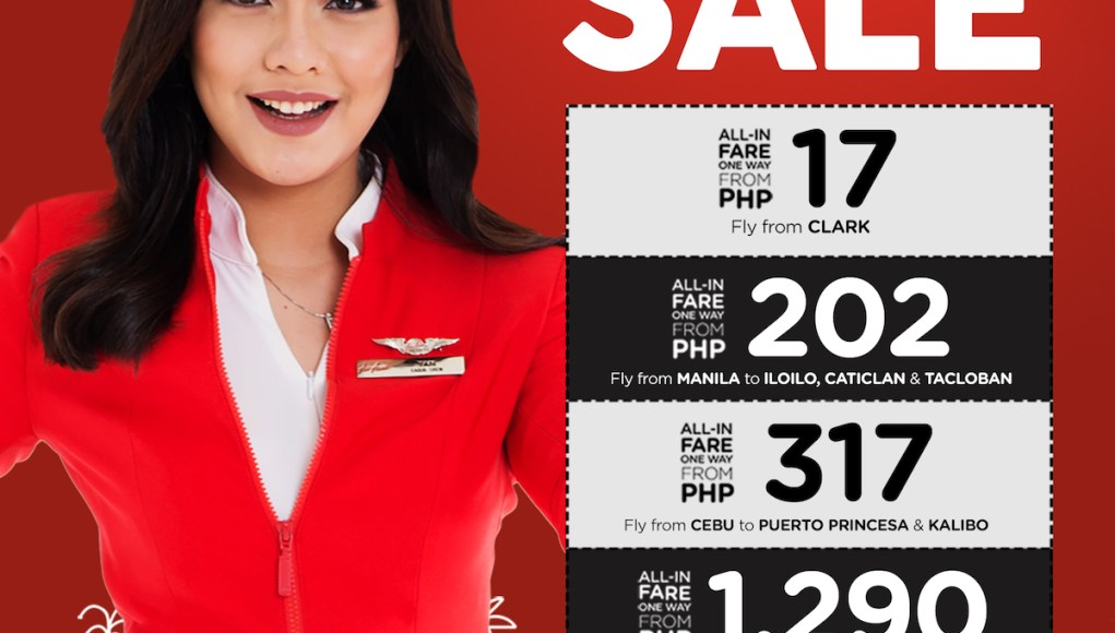 AirAsia September Red Hot Sale