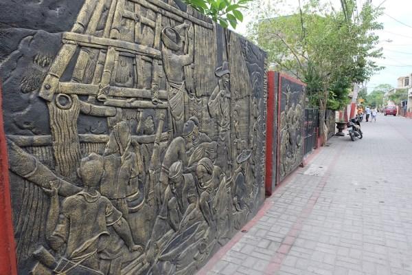 Angono Street Murals
