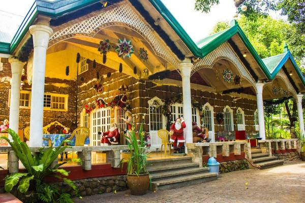 Casa Santa Museum image via FB visit in Antipolo