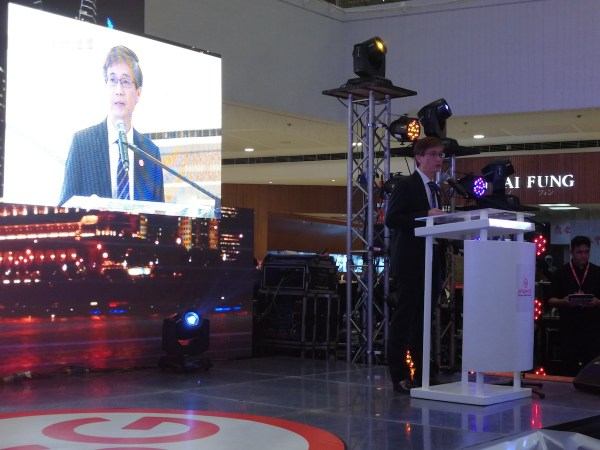 Mr. Edward Koh, Singapore Tourism Board Executive Director for Southeast Asia
