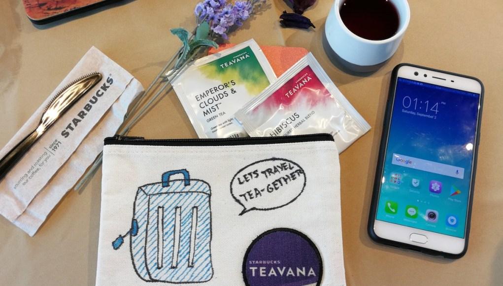 My favorite Starbucks Teavana Teas