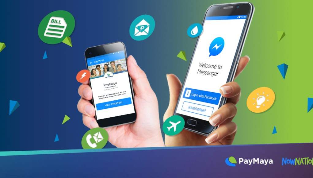 PayMaya Payment Services Now Available On Facebook Messenger