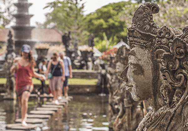 AirAsia Direct Flight from Manila to Bali Indonesia