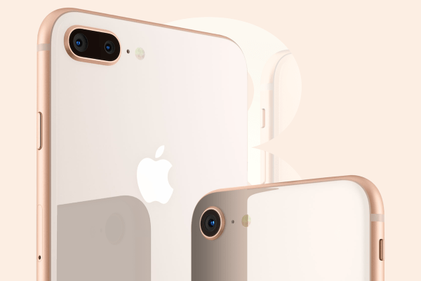 All Glass iPhone 8 and 8 Plus