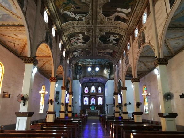 Balilihan Church