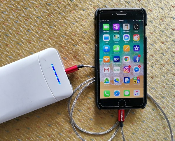 Durable iPhone Cable from Fuse Chicken