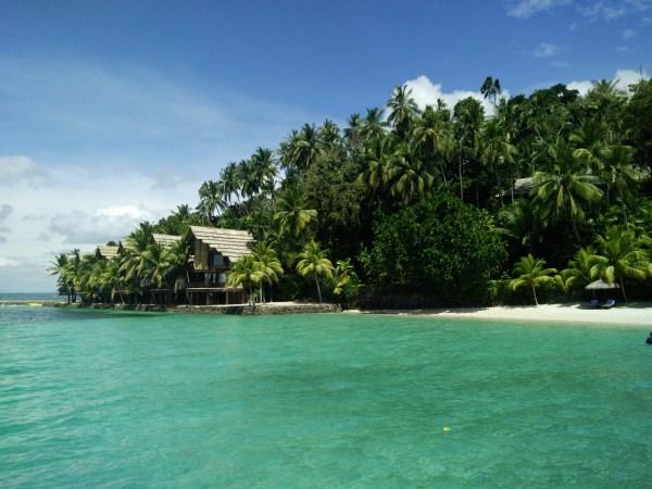 Pearl Farm Beach Resort in Davao