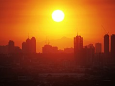 Manila in One Day - Sunset in Manila Bay