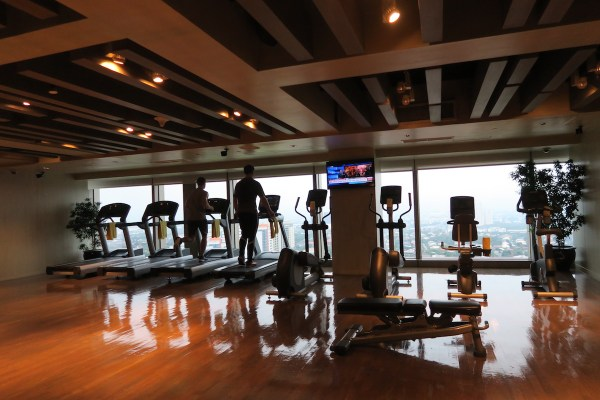 Marco Polo Ortigas Manila Gym