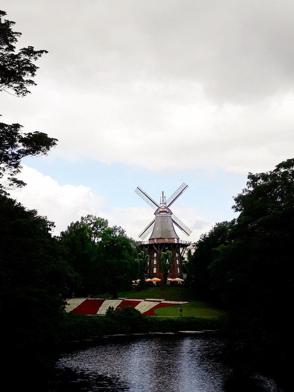 The windmill!