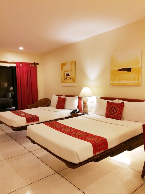 My Room at Bluewater Panglao Resort