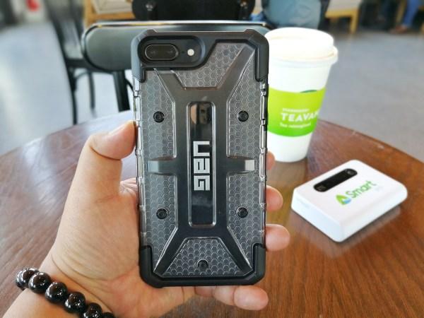 UAG Plasma iPhone 8 Plus Case