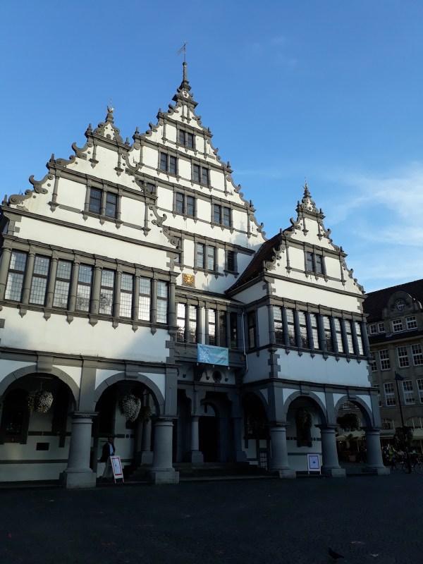 The Paderborn Rathaus