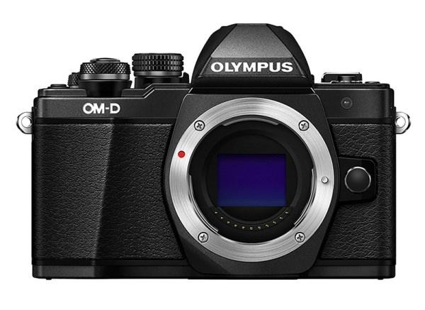 Olympus EM10 MkII