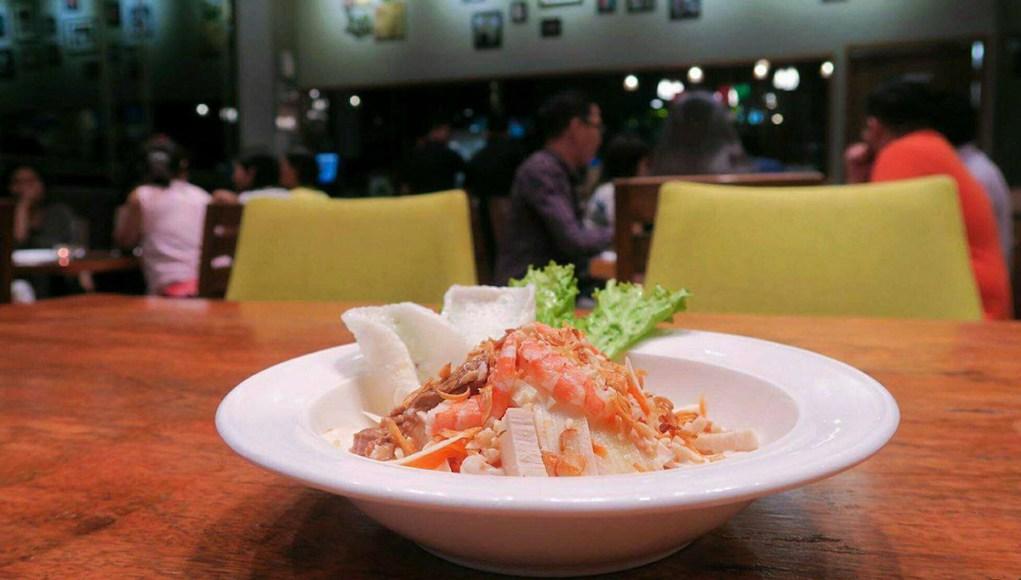 Bawais Salad