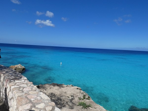 Clear Waters of Curacao