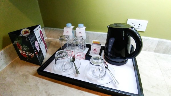 Coffee Making Facility