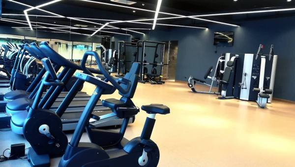 Marina Bay Fitness Center