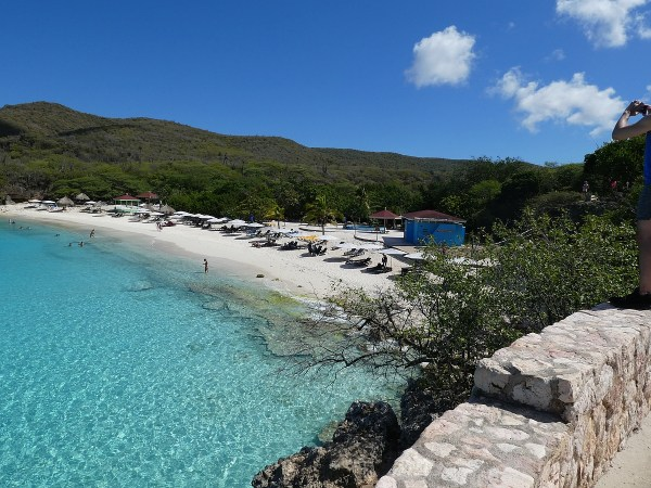 Swimming and Diving in Curacao