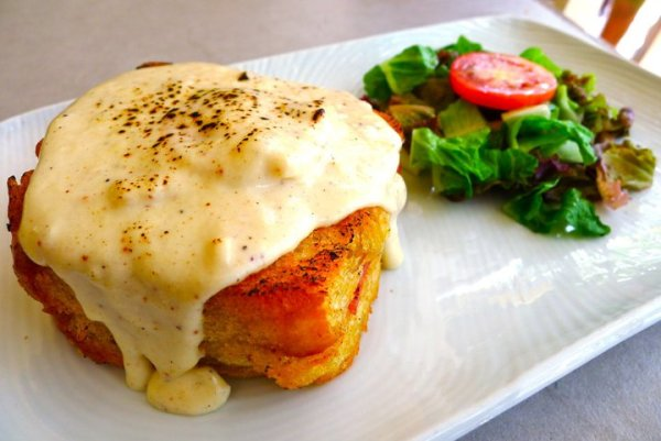 Ti Braz Croque Monsieur from Ti Braz fb page