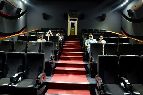 4D Theatre in Pampanga