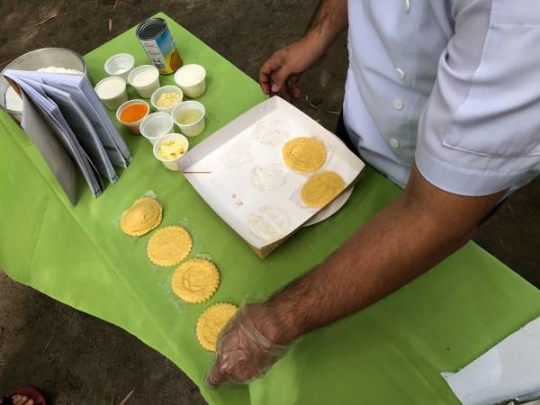 Baking San Nicolas Cookies