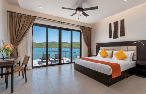 Busuanga Bay Lodge Rooms