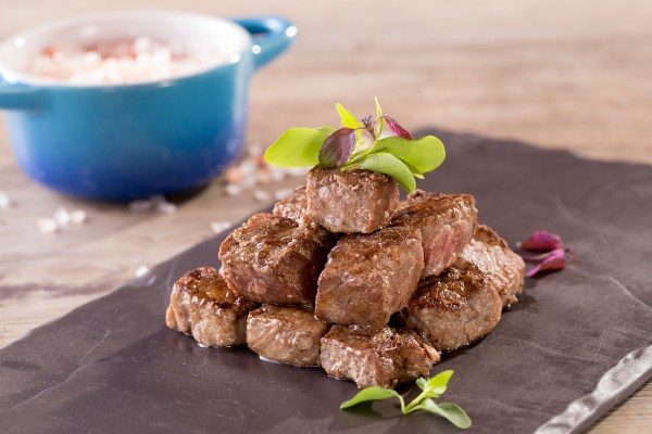 Diced Japanese Wagyu Beef